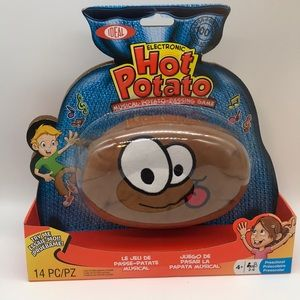 NEW IDEAL-Electronic Hot Potato Game Ages 4 & up